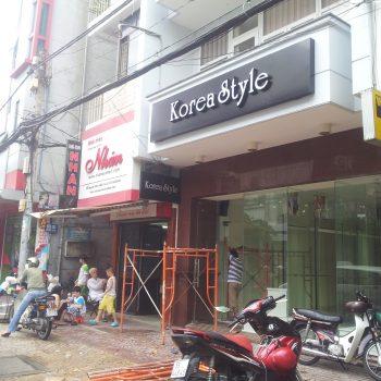 CỬA HÀNG THỜI TRANG KOREA STYLE