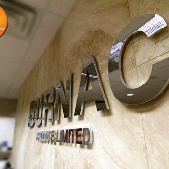 Gia công chữ inox 100% khách hàng hài lòng tại quận Tân Phú