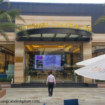 Quảng Cáo Đinh Phan thi công bảng hiệu chữ nổi inox chất lượng uy tín