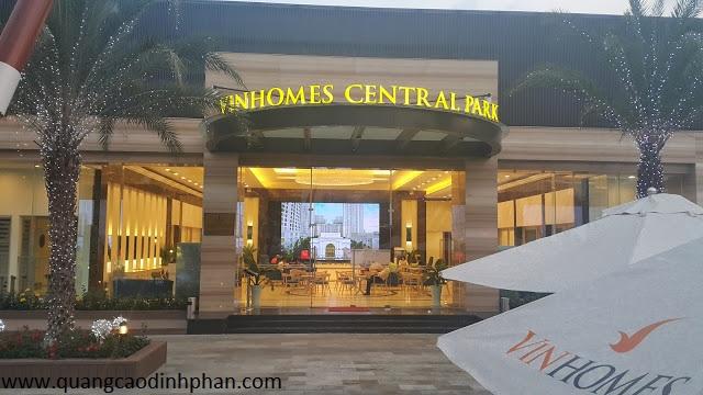 Quảng Cáo Đinh Phan thiết kế thi công bảng hiệu chữ nổi inox tại Quảng Nam
