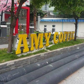 Công ty thi công bảng hiệu quảng cáo chữ mica hút nổi giá rẻ tại Long Xuyên